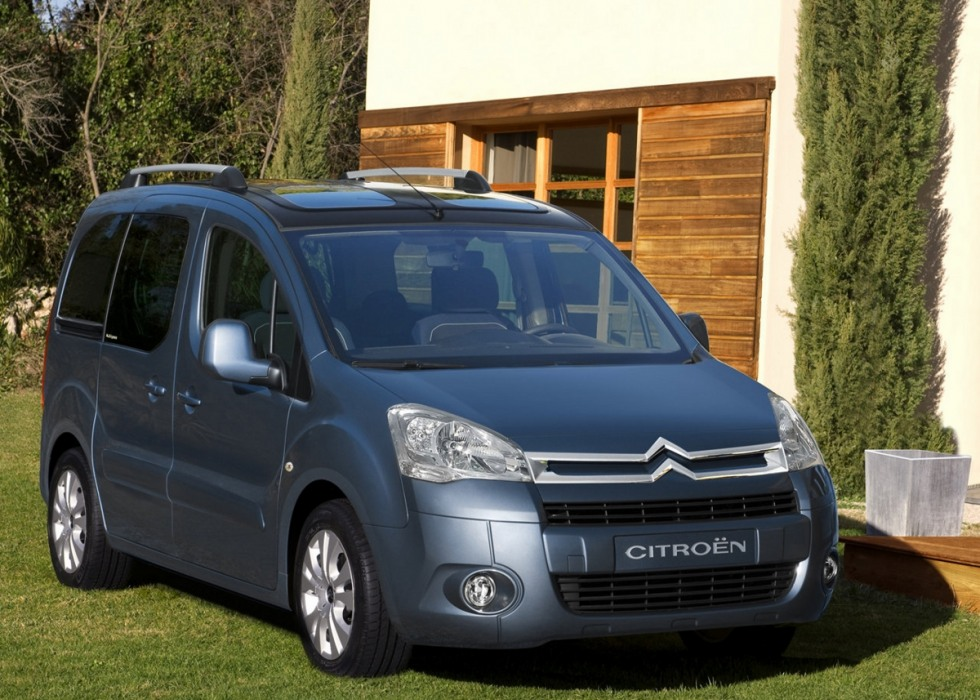 Citroen Berlingo 2008 (Cитроен Берлинго)