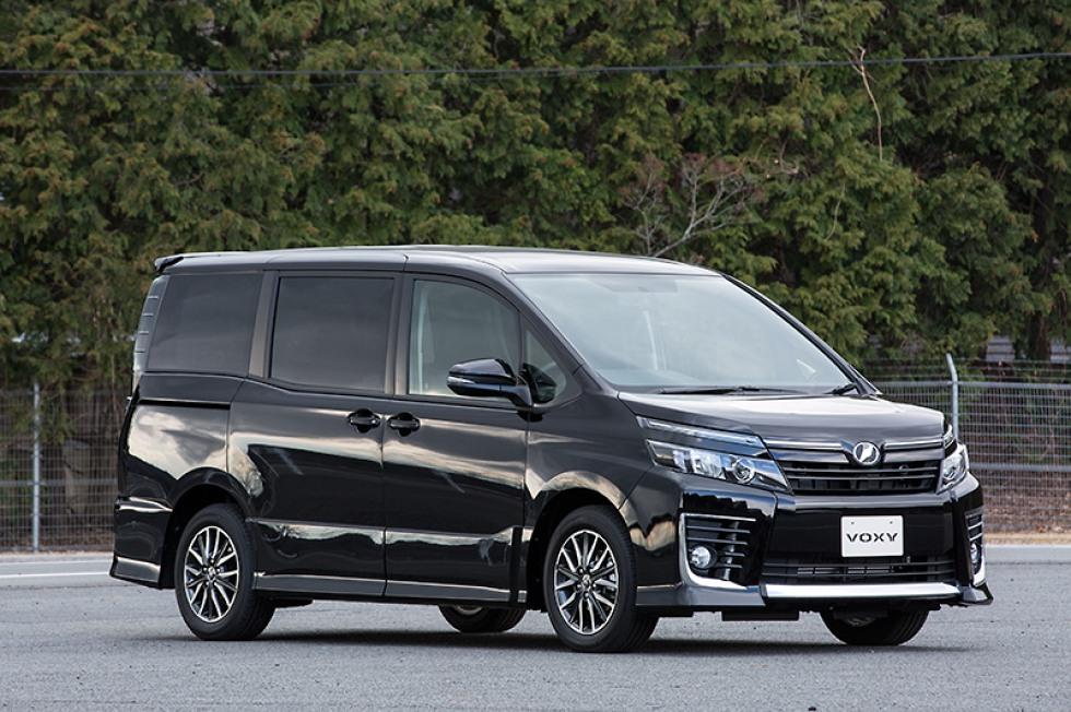 Тойота Вокси технические характеристики. Toyota Voxy ...