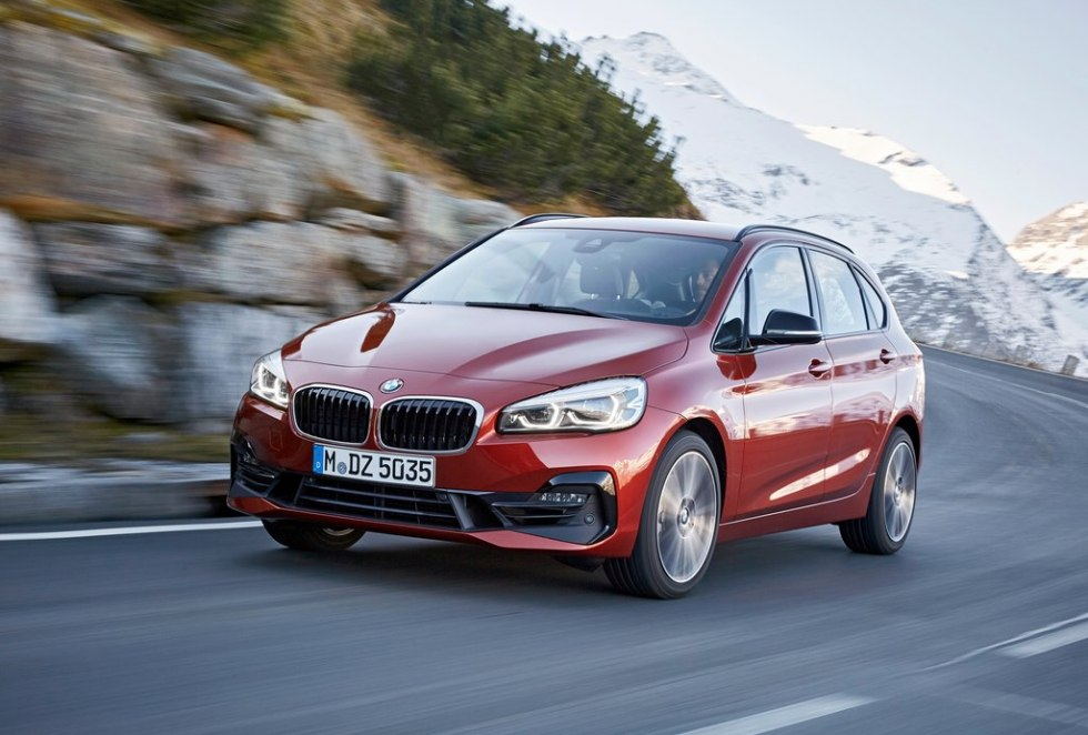 BMW 2 series Active Tourer 2019