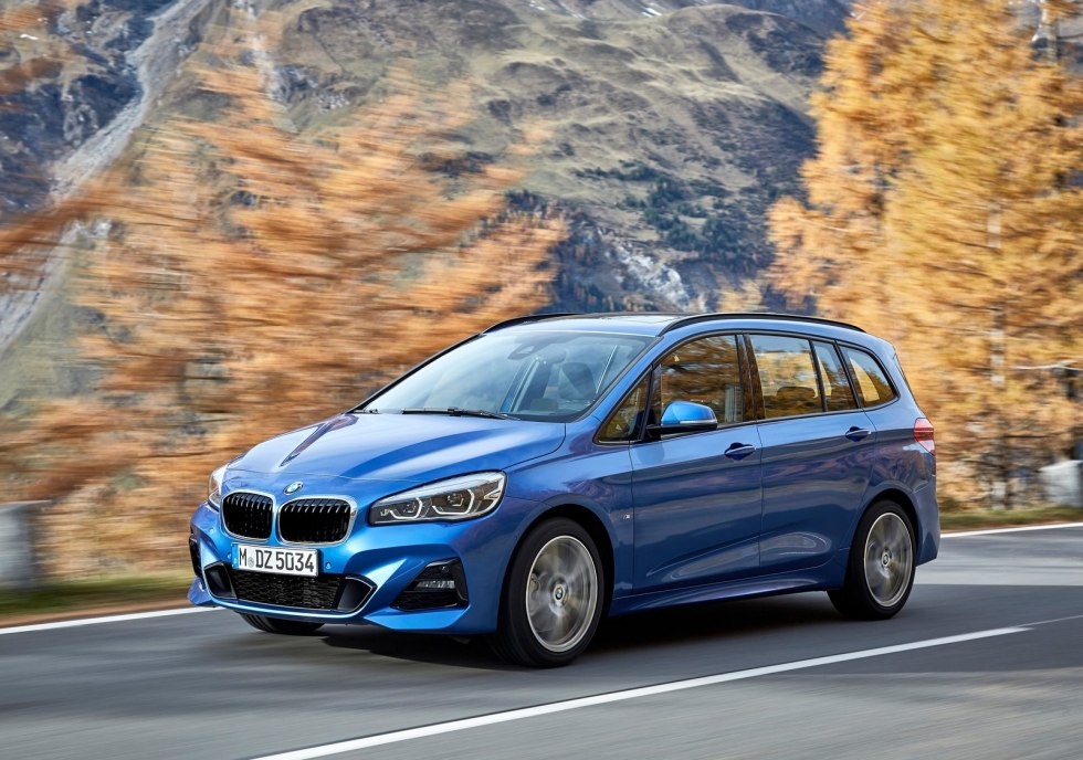 BMW 2 series Gran Tourer 2019
