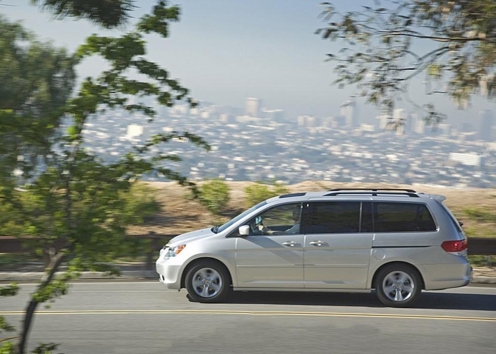 Honda Odyssey 2008 (Хонда Одиссей 2008)