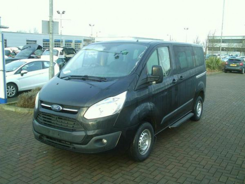 Ford Tourneo 2013 (Форд Торнео)