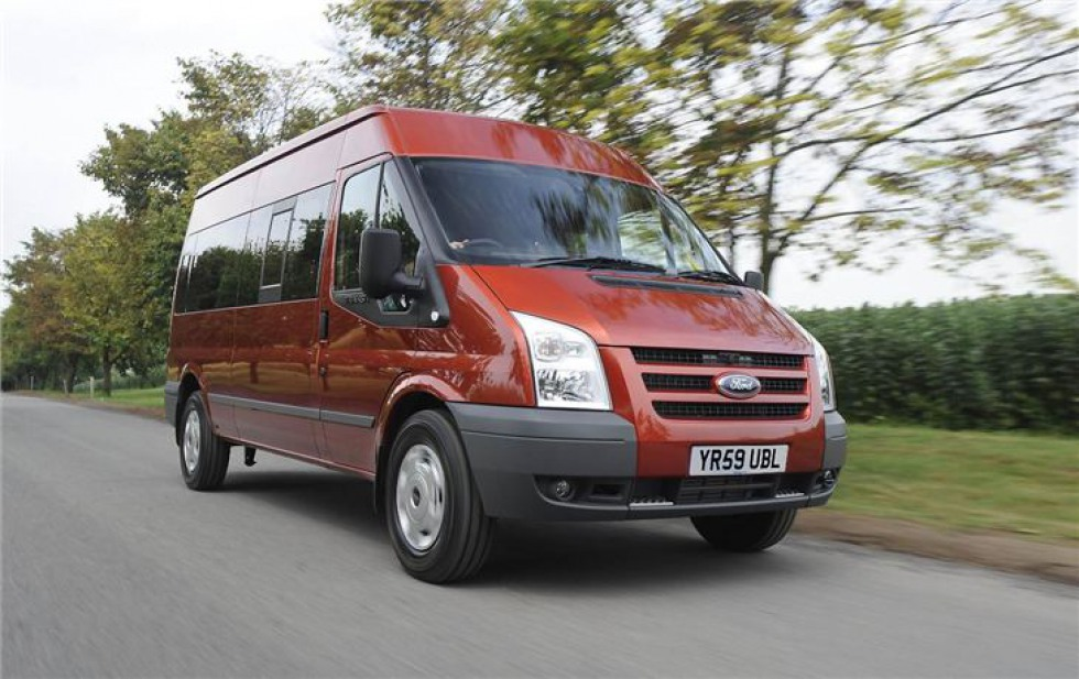 Ford Transit 2006 (Форд Транзит)