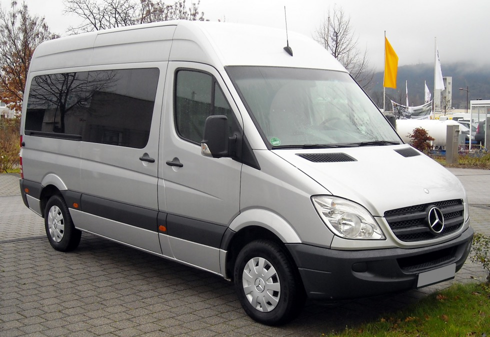 Mercedes-Benz Sprinter 2006 (Мерcедес-Бенц Спринтер)