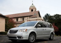 Chrysler Town&Country (Крайслер Таун Кантри)