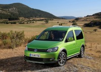 Volkswagen Cross Caddy (Фольксваген Кросс Кадди)
