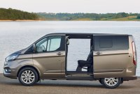 Ford Tourneo Custom 2018 (Форд Торнео Кастом 2018)