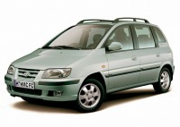 Hyundai Matrix (Хюндай / Хёндай Матрикс)
