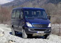 Mercedes-Benz Sprinter (Мерcедес-Бенц Спринтер)
