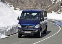 Mercedes-Benz Sprinter 2009 (Мерcедес-Бенц Спринтер 2009)