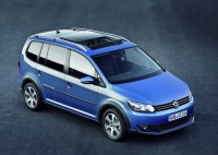 Volkswagen Cross Touran (Фольксваген Кросс Туран)