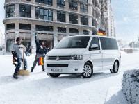 Volkswagen Caravelle 2010 (Фольксваген Каравелла 2010)