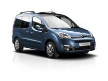Скромный рестайлинг Citroen Berlingo