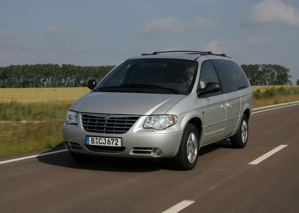 Chrysler Grand Voyager 2004-2007 (Крайслер Гранд Вояджер)