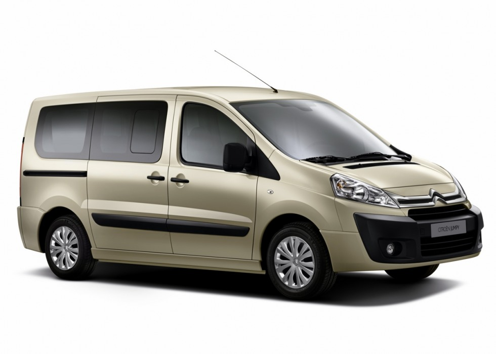 Citroen Jumpy 2012 (Cитроен Джампи)
