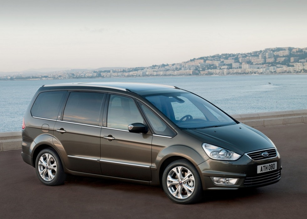 Ford Galaxy 2010 (Форд Галакси)