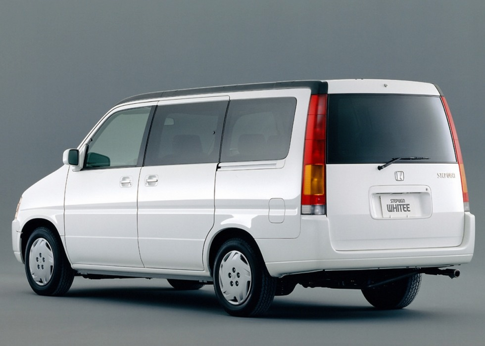Honda Stepwgn (Хонда Степвагон) 1997-2001 - цены ...