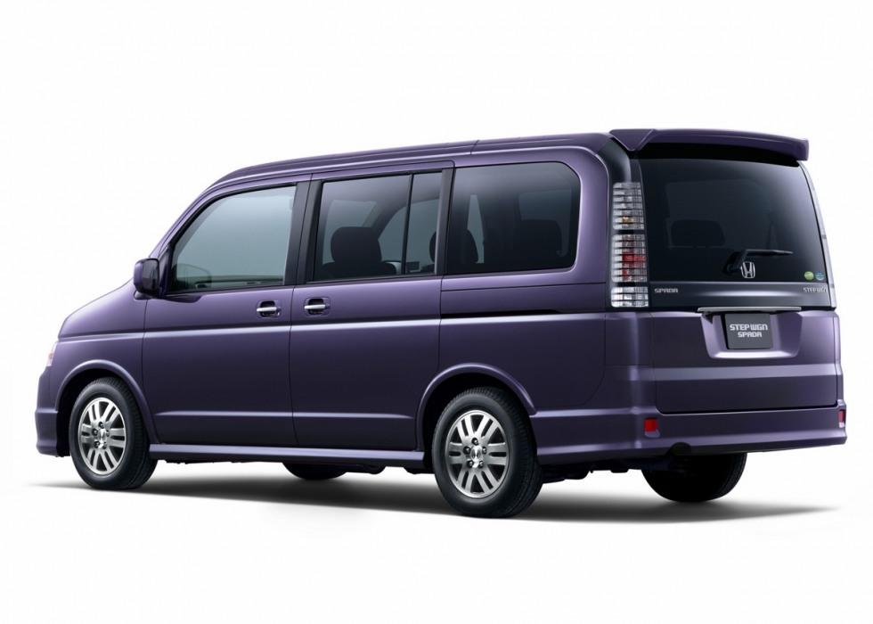 Honda Stepwgn (Хонда Степвагон) 2003-2007 - цены ...