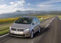 Volkswagen Golf Plus 2009 минивэн