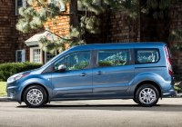 Ford Transit Connect 2019 (Форд Транзит Коннект 2019)