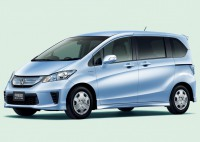 Honda Freed Hybrid (Хонда Фрид Гибрид)