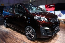 Концепт Peugeot Traveller i-Lab VIP 3.0 Shuttle